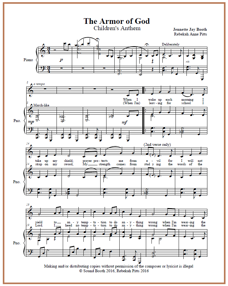 Free Christmas Piano Sheet Music Notes Once In Royal: LDS Music And Arrangments